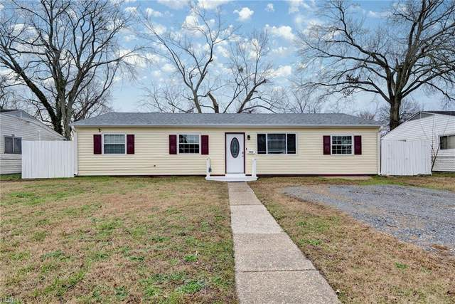 1826 Womack Dr, Hampton, VA 23663 (#10357068) :: Judy Reed Realty