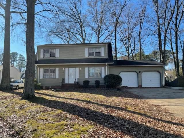 8 El Dorado Ct, Hampton, VA 23669 (#10357069) :: Berkshire Hathaway HomeServices Towne Realty