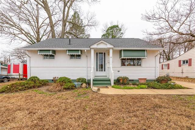 73 Jordan Dr, Hampton, VA 23666 (#10357076) :: Seaside Realty