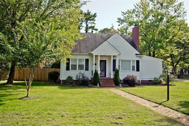 38 Elm Ave, Newport News, VA 23601 (#10357091) :: Kristie Weaver, REALTOR