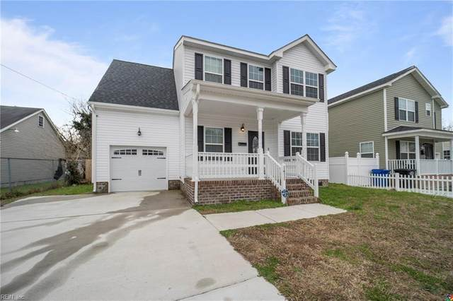 1411 Portsmouth Blvd, Portsmouth, VA 23704 (#10357108) :: Momentum Real Estate