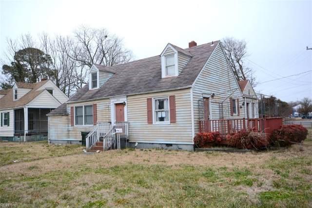 400 Shenandoah Rd, Hampton, VA 23661 (#10357131) :: RE/MAX Central Realty