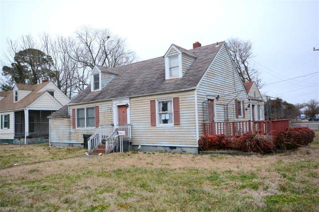 400 Shenandoah Rd, Hampton, VA 23661 (#10357131) :: Atkinson Realty