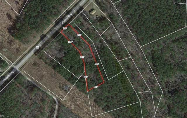 Lot 1 Walters Hwy, Isle of Wight County, VA 23487 (#10357133) :: Atkinson Realty