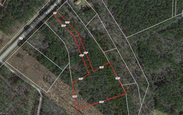 3.96AC Walters Hwy, Isle of Wight County, VA 23487 (#10357141) :: Atkinson Realty