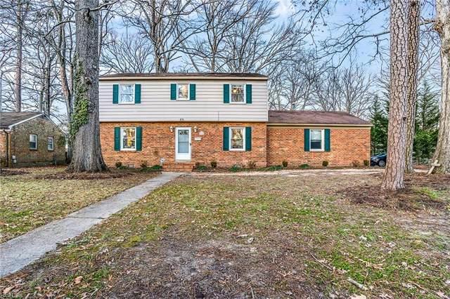 874 Costigan Dr, Newport News, VA 23608 (#10357180) :: Abbitt Realty Co.