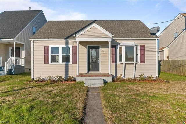 122 Grant St, Chesapeake, VA 23320 (#10357182) :: Austin James Realty LLC