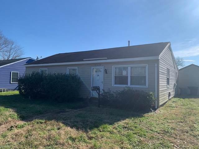 1832 Andrews Blvd, Hampton, VA 23663 (#10357185) :: Crescas Real Estate