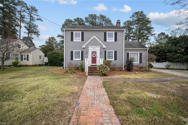 508 Darden Avenue Ave, Suffolk, VA 23434 (#10357199) :: Verian Realty
