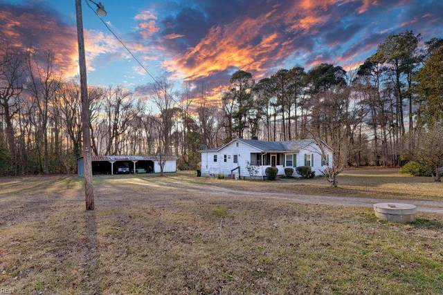 9478 Stallings Creek Dr, Isle of Wight County, VA 23430 (#10357239) :: Seaside Realty