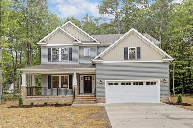 20 Sandy Point Rd E, Poquoson, VA 23662 (#10357256) :: Atkinson Realty