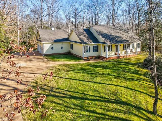 8193 Natures Way, James City County, VA 23188 (#10357286) :: Berkshire Hathaway HomeServices Towne Realty
