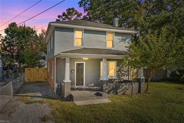 2620 Greenwood St, Portsmouth, VA 23702 (#10357353) :: Avalon Real Estate
