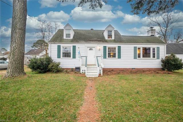 209 Fairview Cir N, Portsmouth, VA 23702 (#10357357) :: Tom Milan Team