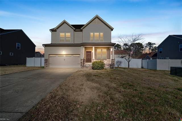 712 Daylily Ln, Newport News, VA 23608 (#10357380) :: Crescas Real Estate