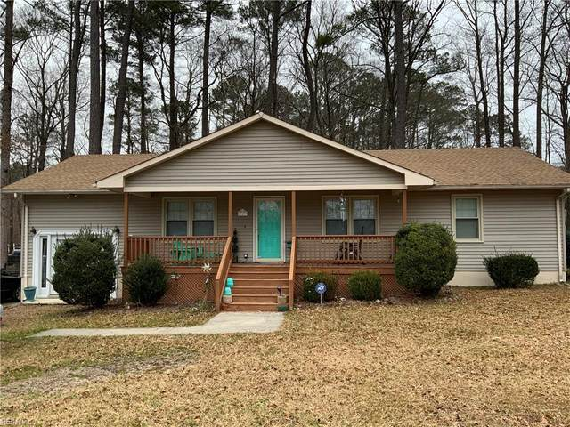 13499 Melissa Dr, Isle of Wight County, VA 23430 (#10357385) :: Seaside Realty