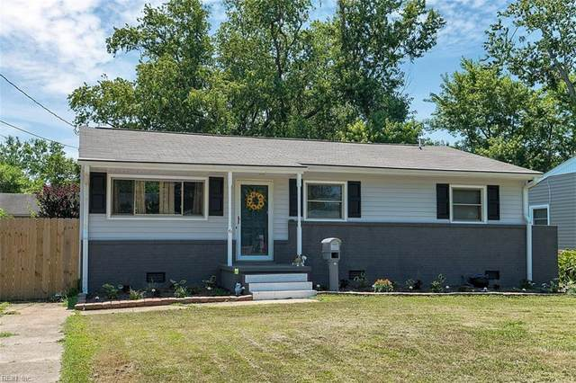 6 Winston Ave, Newport News, VA 23601 (#10357396) :: RE/MAX Central Realty