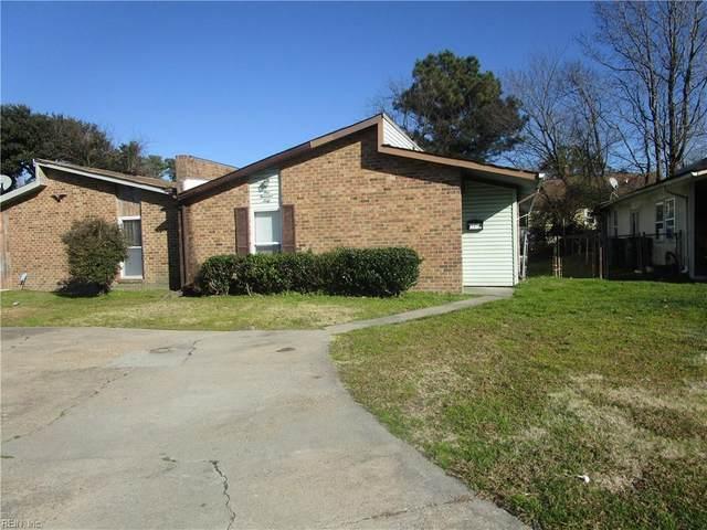 1060 Dubose Dr, Norfolk, VA 23504 (#10357417) :: RE/MAX Central Realty