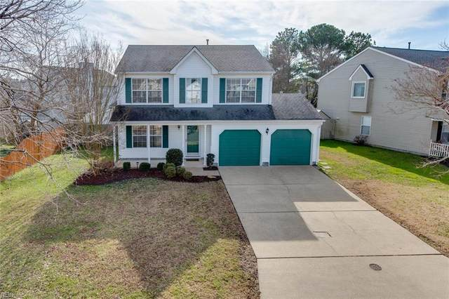3009 Vance Way, Virginia Beach, VA 23456 (#10357422) :: Atkinson Realty