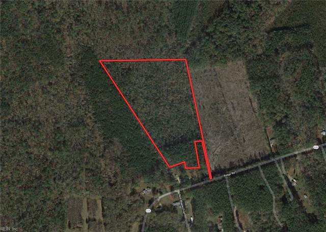 20.7 Ac Ridge Rd, Mathews County, VA 23035 (#10357441) :: Atkinson Realty