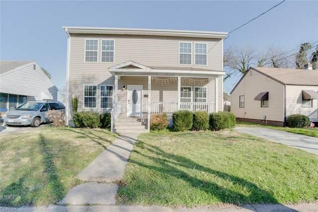 914 Marietta Ave, Norfolk, VA 23513 (#10357444) :: Atlantic Sotheby's International Realty