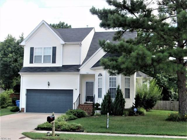 724 Tallahassee Dr, Chesapeake, VA 23322 (#10357465) :: Crescas Real Estate