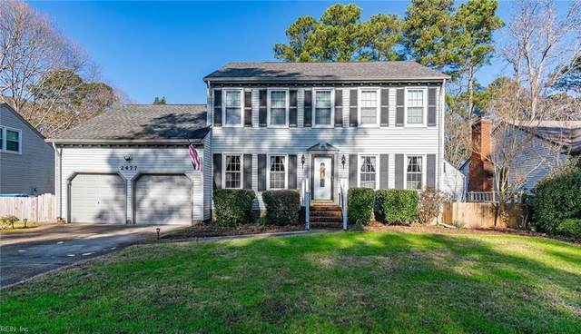2477 Hunts Neck Trl, Virginia Beach, VA 23456 (#10357467) :: Seaside Realty