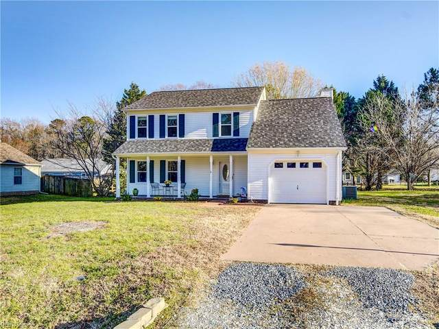 421 Kendall Hvn, Isle of Wight County, VA 23430 (#10357484) :: RE/MAX Central Realty