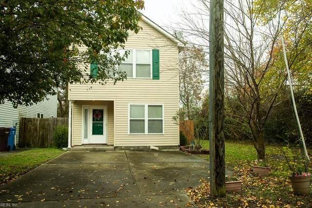 1827 Warfield St, Chesapeake, VA 23324 (#10357544) :: Austin James Realty LLC