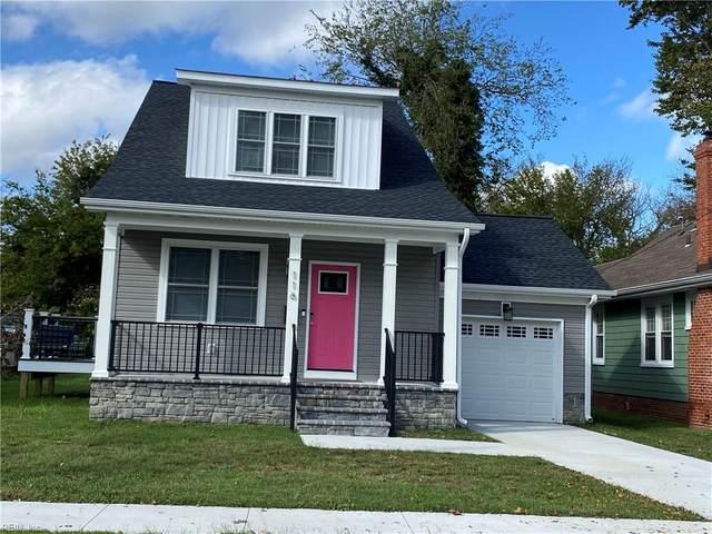 707 E Mercury Blvd, Hampton, VA 23663 (#10357545) :: Berkshire Hathaway HomeServices Towne Realty