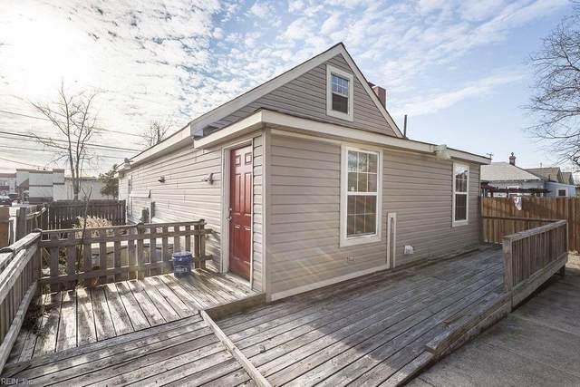 609 E Mercury Blvd, Hampton, VA 23663 (#10357560) :: Seaside Realty