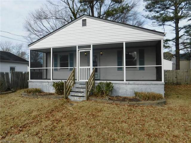 4304 Cornick Ave, Chesapeake, VA 23325 (#10357721) :: Atkinson Realty