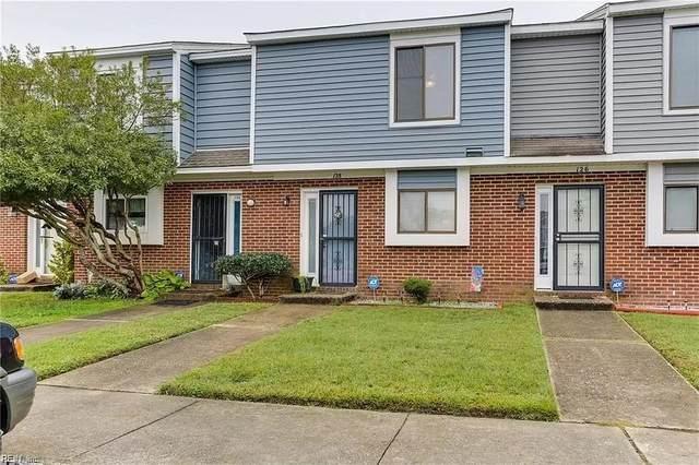 128 Eberly Ter, Hampton, VA 23669 (#10357730) :: Momentum Real Estate