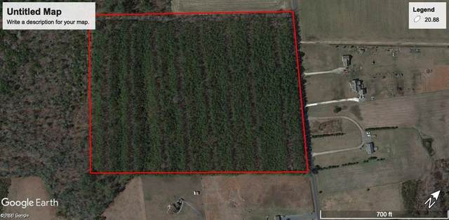 22ac Stone House Rd, Accomack County, VA 23418 (#10357731) :: Verian Realty