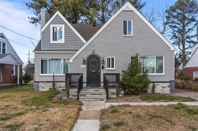 2808 Beachmont Ave, Norfolk, VA 23504 (#10357733) :: Atkinson Realty