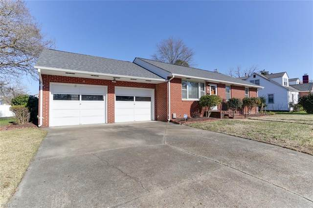 854 Norman Ave, Norfolk, VA 23518 (#10357748) :: Kristie Weaver, REALTOR