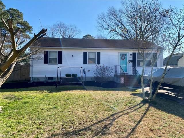 127 Maurice Ave, Portsmouth, VA 23701 (#10357756) :: Atkinson Realty