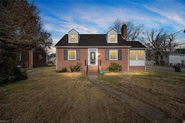 600 Newport News Ave, Hampton, VA 23669 (#10357803) :: Berkshire Hathaway HomeServices Towne Realty