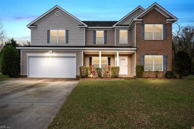 212 Kove Dr, Hampton, VA 23669 (#10357866) :: Seaside Realty