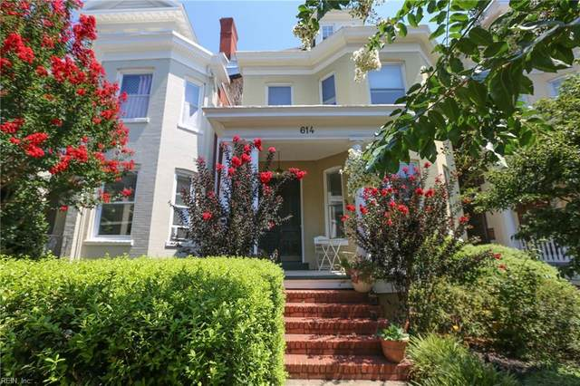 614 Boissevain Ave, Norfolk, VA 23507 (#10357872) :: Berkshire Hathaway HomeServices Towne Realty