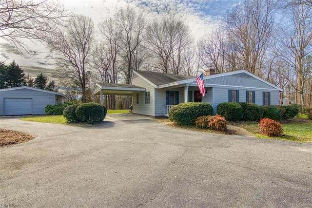 122 Crescent Dr, James City County, VA 23188 (#10357883) :: Berkshire Hathaway HomeServices Towne Realty