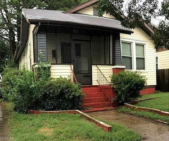 2526 Harrell Ave, Norfolk, VA 23509 (#10357884) :: Atkinson Realty