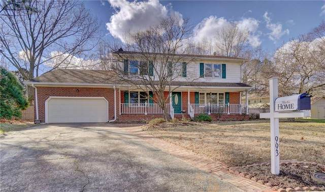 993 Larkaway Ct, Virginia Beach, VA 23464 (#10357903) :: Verian Realty