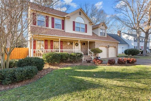 109 Atoka Turn, York County, VA 23693 (#10357956) :: Tom Milan Team