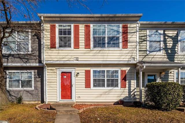 249 Whitewater Dr, Newport News, VA 23608 (#10357957) :: Kristie Weaver, REALTOR