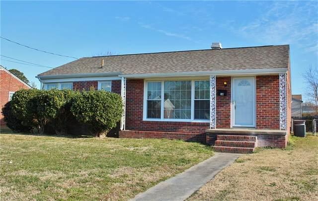 16 Whitaker Ave, Hampton, VA 23664 (#10357964) :: Atkinson Realty