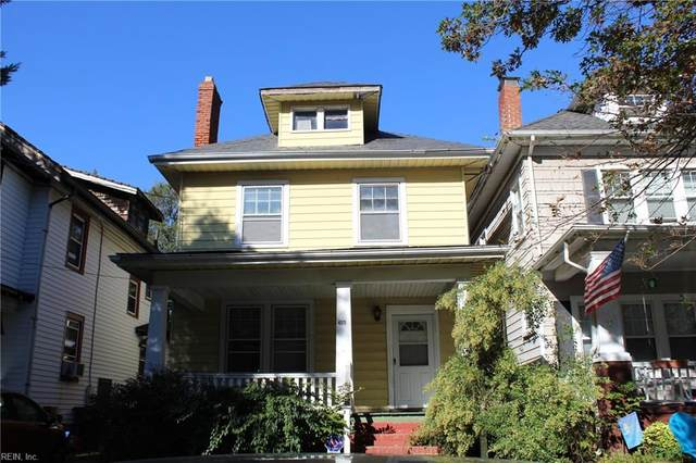 4511 Newport Ave, Norfolk, VA 23508 (#10358003) :: Berkshire Hathaway HomeServices Towne Realty