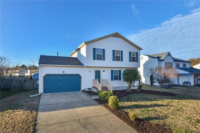 84 Deer Run Trl, Newport News, VA 23602 (#10358027) :: Austin James Realty LLC