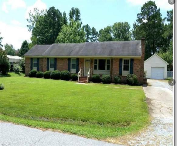 105 Verna St, Franklin, VA 23851 (#10358029) :: The Kris Weaver Real Estate Team