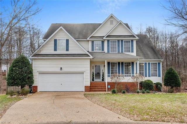 105 Outrigger Ct, York County, VA 23185 (#10358036) :: Verian Realty